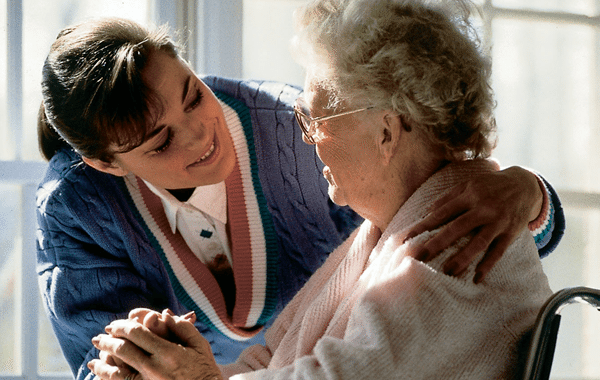 Elder Care at Home | Help with Daily Activities | Serving