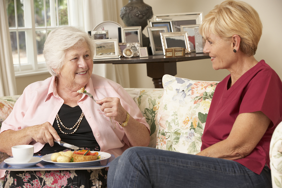 Home Care In Garden City Ny Tips For Making Mealtime