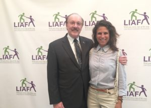 Family First's Director of Community Engagement Attends Open House for the Long Island Alzheimer's Foundation