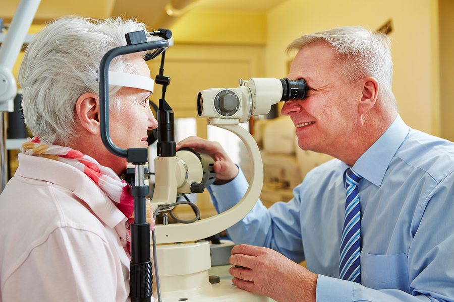 Senior Care in Smithtown NY: When Was Mom's Last Eye Exam?