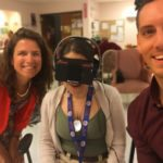 Family First Brings Virtual Reality to St. Johnland Adult Day Program