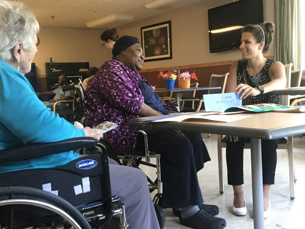 Home Care Long Island NY: Bridging The Gap With Intergenerational Programming