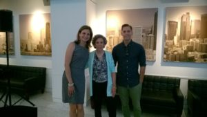Home care in Long Island NY: Pictured from left to right are, Jennifer Benjamin, Laura Ostrowsky, and Keith Billstein.