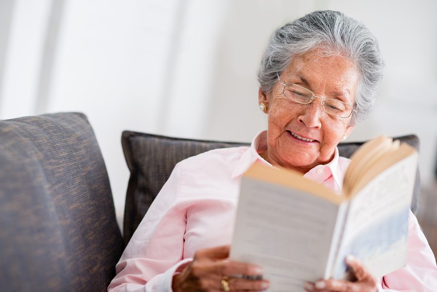 Homecare in Bayside NY: Senior Reading Group