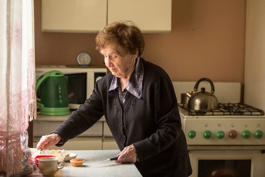 Homecare in Islip NY: Senior Kitchen Safety